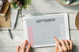 Σεπτέμβριος: ο μήνας της αυτοβελτίωσης
